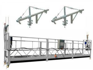 Zlp800 steel suspended work platform safety for high building wall