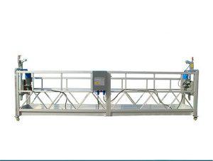electric work rope zlp 630 suspended platform