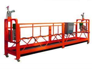 construction access hoist equipment suspended platform