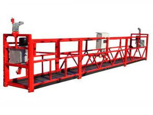 high building cleaning equipment aerial work platform price