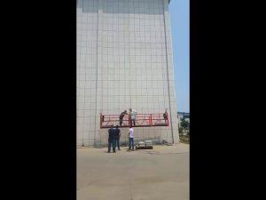 zlp 630 8001000 powder coated Building suspended platform