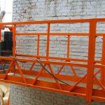 window cleaning machine/suspended platform/gondola/scaffolding
