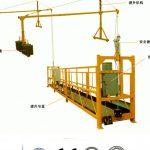 new design mini single person suspended working platform