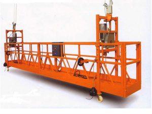 safe durable aerial suspended platform for decoration