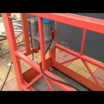 ZLP 630 Aerial Painting Suspended Work Platform for Windows Cleaning