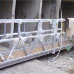 ZLP800 spraying electric suspended platform for building facade work