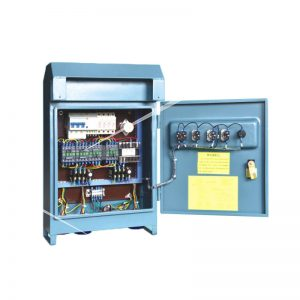 outdoor electrical distribution box size electric control box for suspended working platform gondola