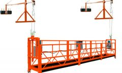 zlp suspended access platform/high rise window cleaning equipment/gondola lift